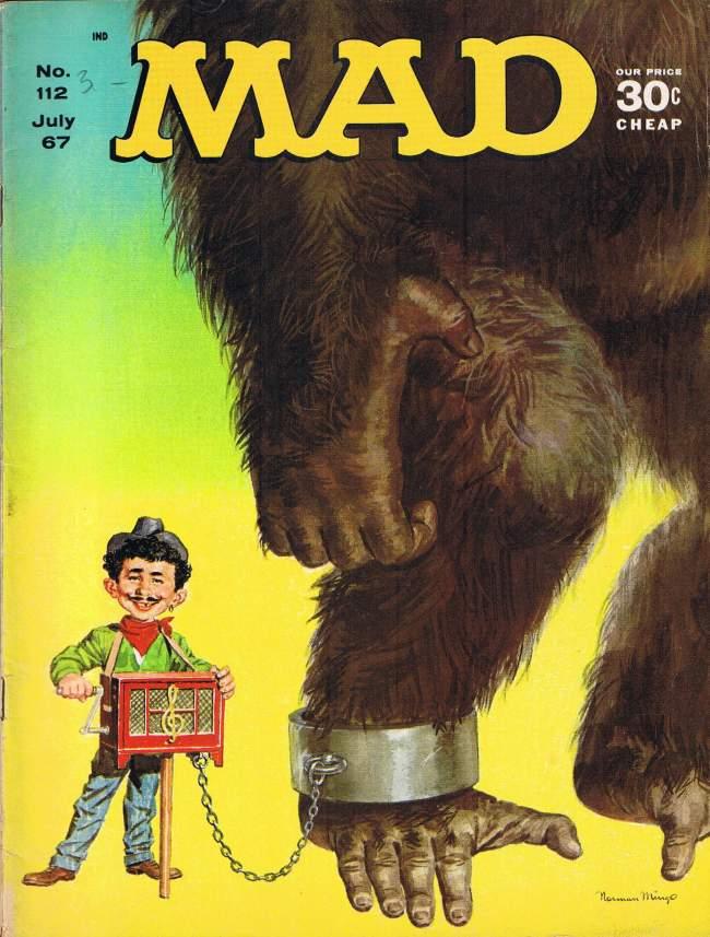 MAD Magazine #112 • USA • 1st Edition - New York