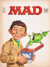 Image of MAD Magazine #113