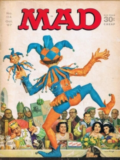 Go to MAD Magazine #114 • USA • 1st Edition - New York