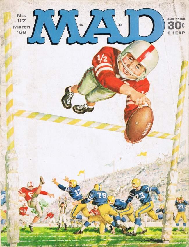 MAD Magazine #117 • USA • 1st Edition - New York