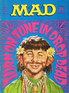 Go to MAD Magazine #118