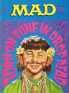 MAD Magazine #118 • USA • 1st Edition - New York