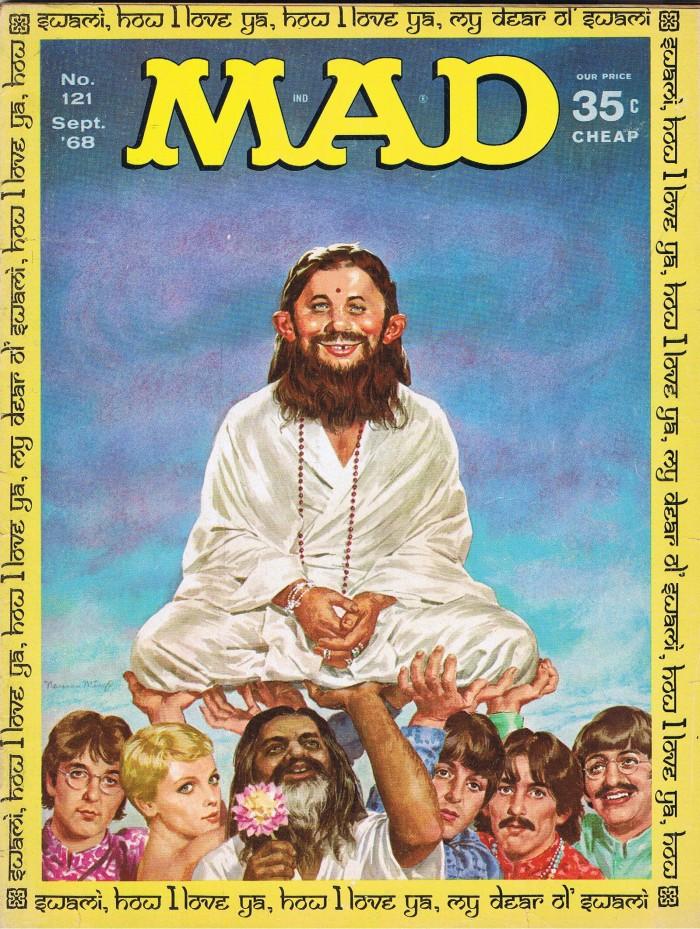 MAD Magazine #121 • USA • 1st Edition - New York