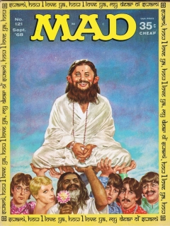 Go to MAD Magazine #121 • USA • 1st Edition - New York