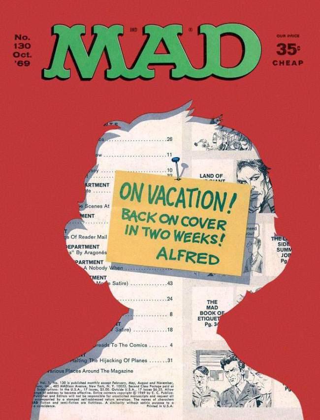 MAD Magazine #130 • USA • 1st Edition - New York