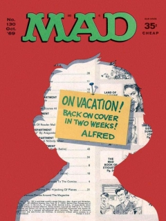 Go to MAD Magazine #130 • USA • 1st Edition - New York