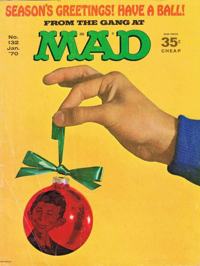 MAD Magazine #132 • USA • 1st Edition - New York