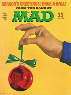 MAD Magazine #132 • USA • 1st Edition - New York