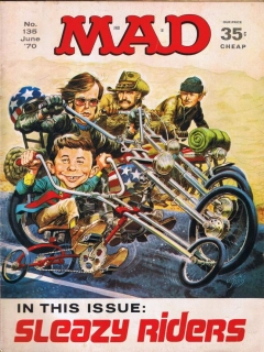 Go to MAD Magazine #135 • USA • 1st Edition - New York