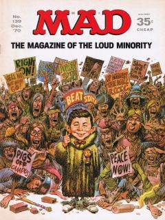 MAD Magazine #139 • USA • 1st Edition - New York