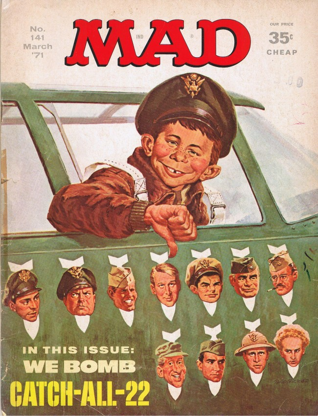 MAD Magazine #141 • USA • 1st Edition - New York