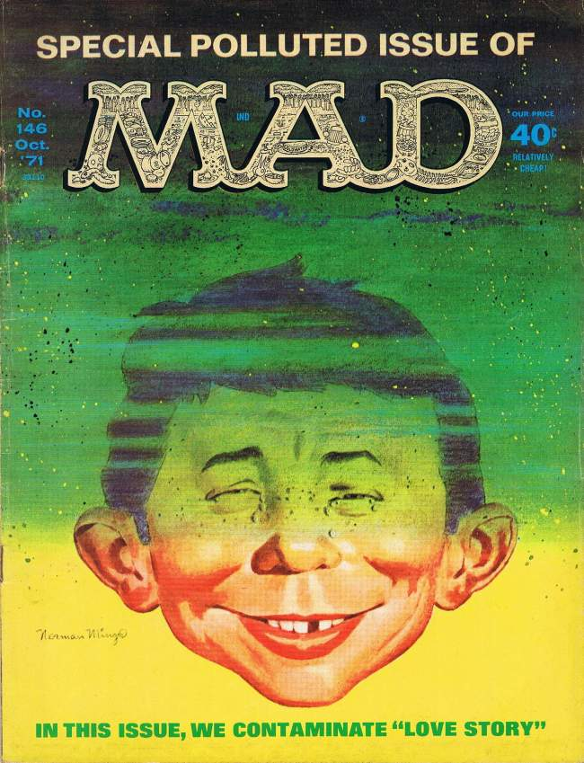 MAD Magazine #146 • USA • 1st Edition - New York