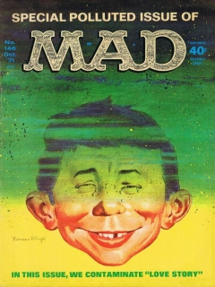 Go to MAD Magazine #146 • USA • 1st Edition - New York