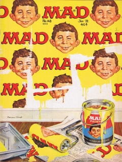 Go to MAD Magazine #148