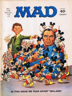 Go to MAD Magazine #149