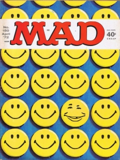 Go to MAD Magazine #150 • USA • 1st Edition - New York