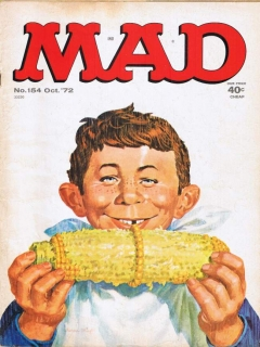Go to MAD Magazine #154