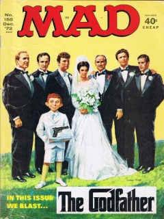 MAD Magazine #155 • USA • 1st Edition - New York