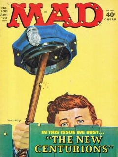 Go to MAD Magazine #158 • USA • 1st Edition - New York
