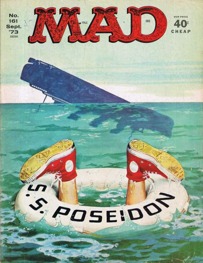 MAD Magazine #161 • USA • 1st Edition - New York