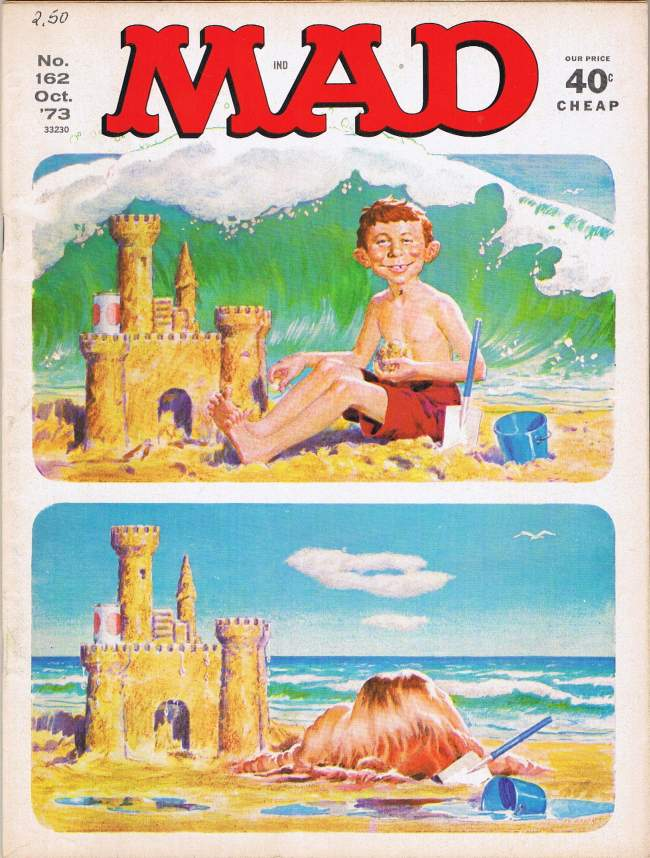 MAD Magazine #162 • USA • 1st Edition - New York