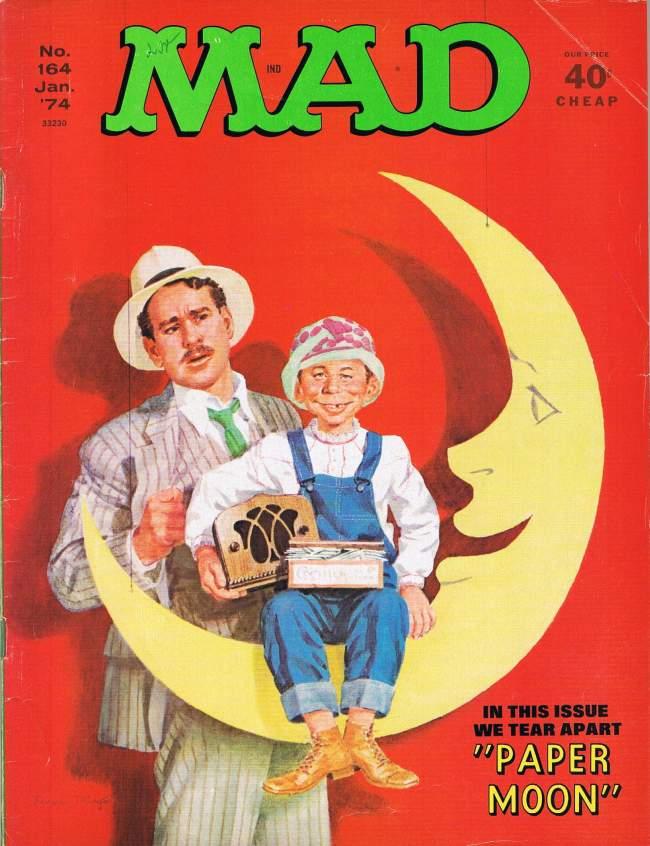 MAD Magazine #164 • USA • 1st Edition - New York