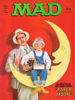 Go to MAD Magazine #164 • USA • 1st Edition - New York