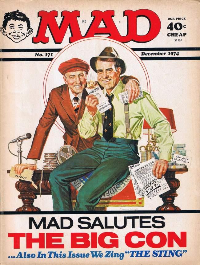 MAD Magazine #171 • USA • 1st Edition - New York