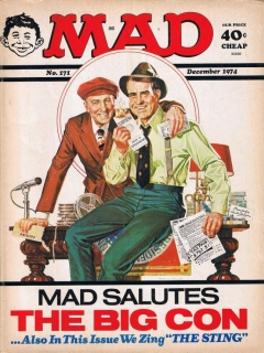 Go to MAD Magazine #171 • USA • 1st Edition - New York
