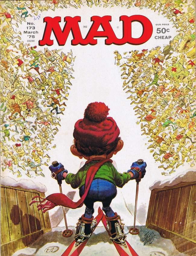 MAD Magazine #173 • USA • 1st Edition - New York