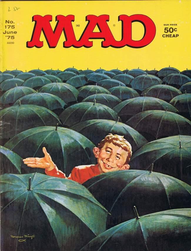 MAD Magazine #175 • USA • 1st Edition - New York