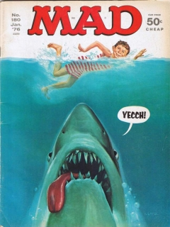 Go to MAD Magazine #180 • USA • 1st Edition - New York