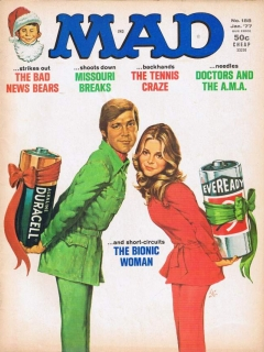 Go to MAD Magazine #188 • USA • 1st Edition - New York