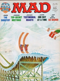 MAD Magazine #190 (USA)