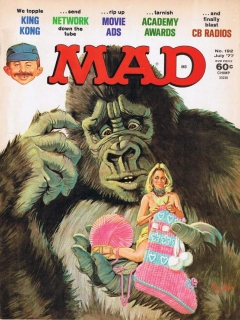Go to MAD Magazine #192