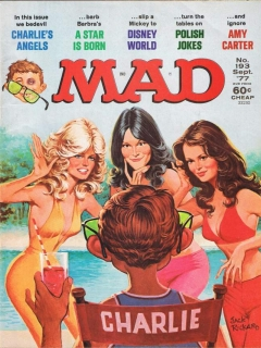 Go to MAD Magazine #193