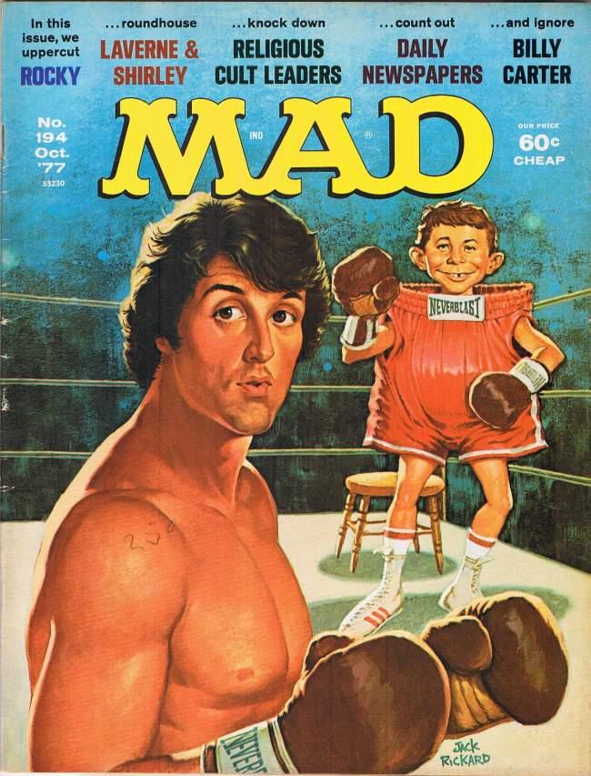 MAD Magazine #194 • USA • 1st Edition - New York