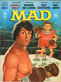 Go to MAD Magazine #194