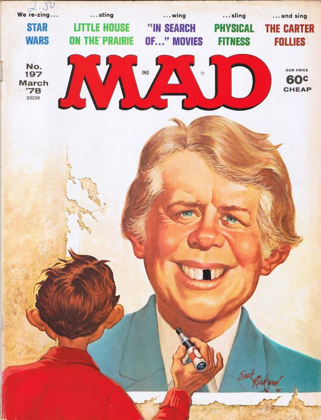 MAD Magazine #197 • USA • 1st Edition - New York