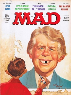 Go to MAD Magazine #197