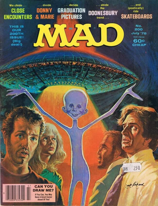 MAD Magazine #200 • USA • 1st Edition - New York