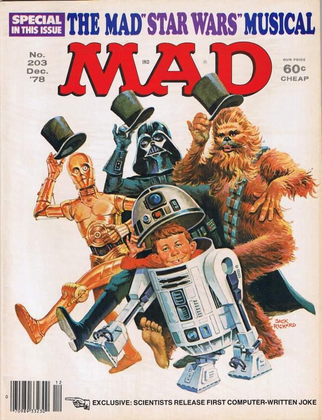 MAD Magazine #203 • USA • 1st Edition - New York