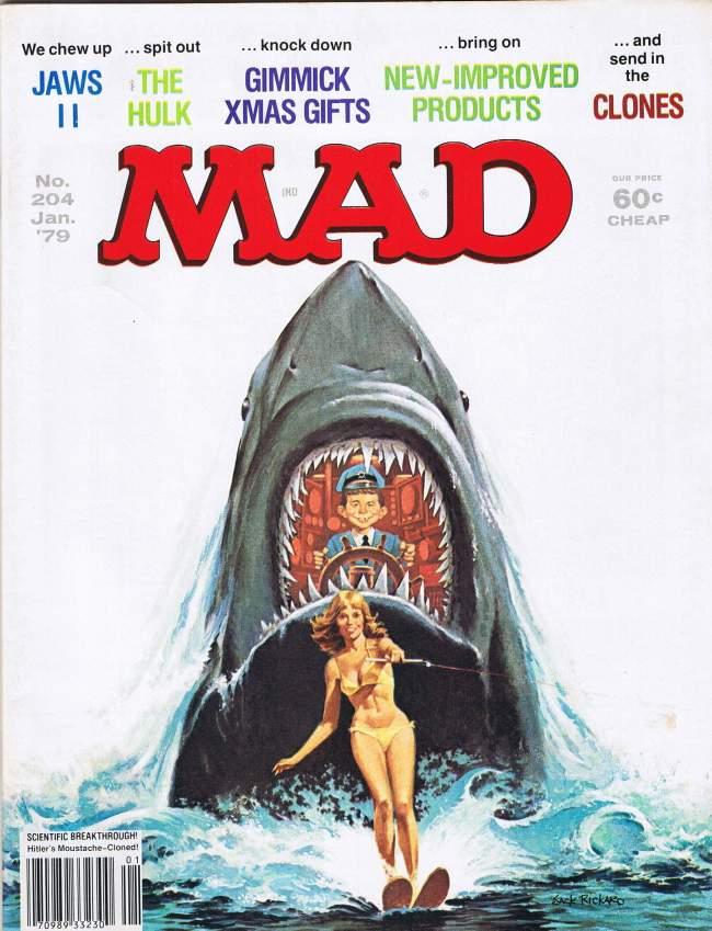 MAD Magazine #204 • USA • 1st Edition - New York