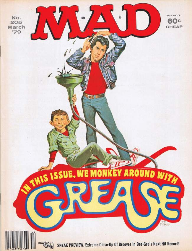 MAD Magazine #205 • USA • 1st Edition - New York