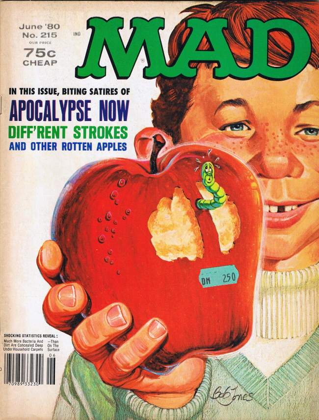 MAD Magazine #215 • USA • 1st Edition - New York
