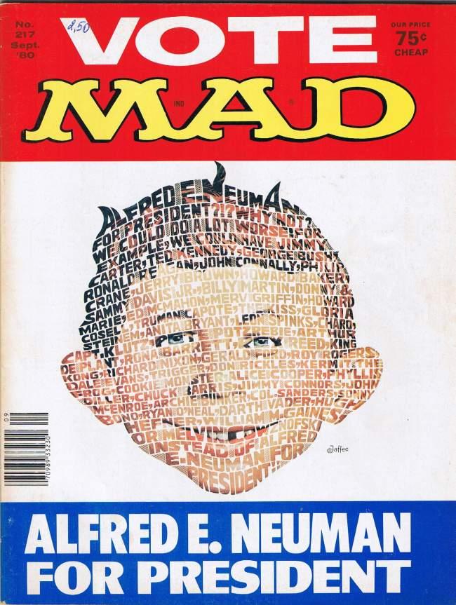 MAD Magazine #217 • USA • 1st Edition - New York