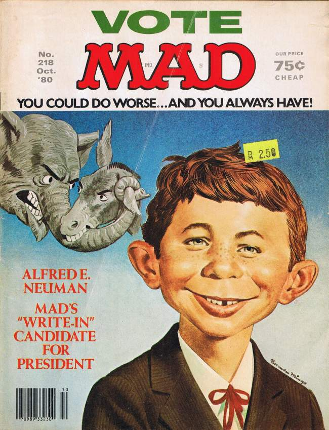 MAD Magazine #218 • USA • 1st Edition - New York