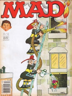 Go to MAD Magazine #219 • USA • 1st Edition - New York