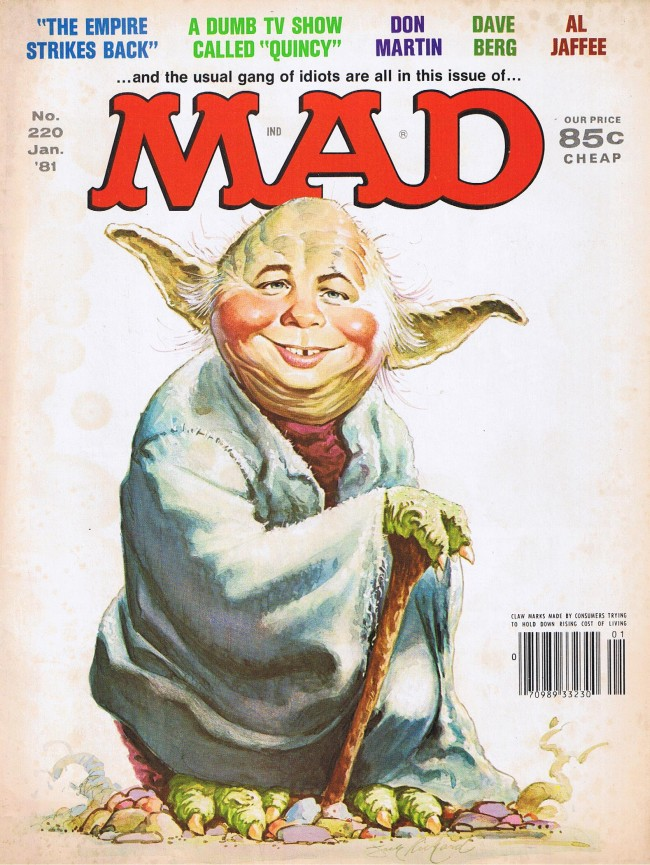 MAD Magazine #220 • USA • 1st Edition - New York