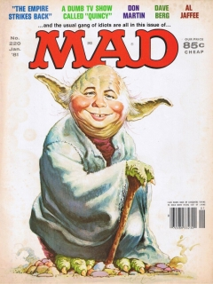 MAD Magazine #220 • USA • 1st Edition - New York